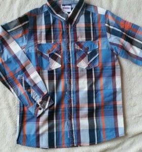 Новые рубашки для мальчика