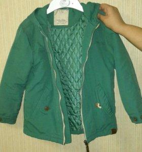 Куртка демисезонная детская ZARA