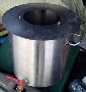 Перегонный куб емкость для браги