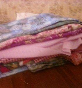 Продам ткани