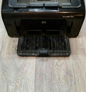 Принтер HP с WIFI