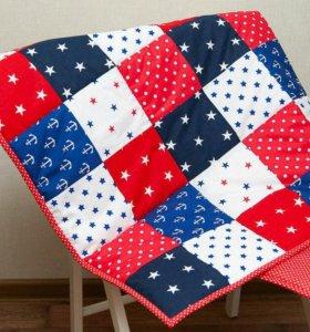 Лоскутное одеяло.для ваших малышей