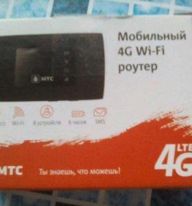 Мобильный 4G Wi-Fi роутер LTE