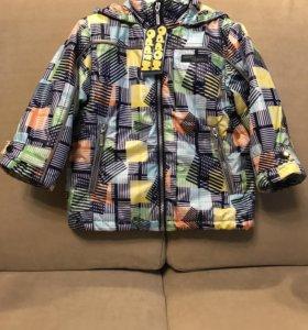Новая куртка Hippo-Hoppo р.92