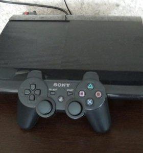 PS3 Super Slim 320 гб