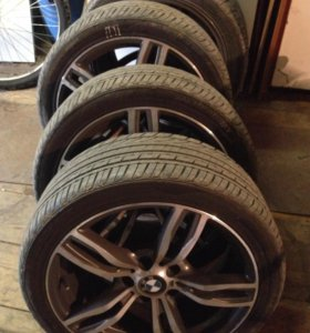 Комплект колес BMW R18 235/40