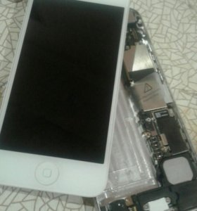 Все запчасти для iPhone 5