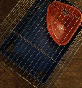 Клетка для грызунов (кроликов,морских свинок и тд)