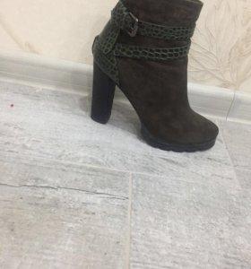 Ботинки GODE ( покупала за 16тыс)