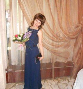 Платье одето 1 раз