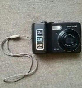 Фотоаппарат Samsung S750