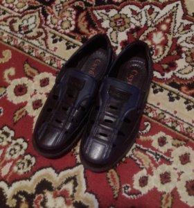 Детские туфли,размер 34