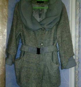 Пальто деми. 52-54р.