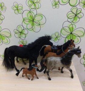 Игрушки лошади