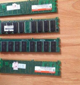 Оперативная память ddr2.стоймость за штуку