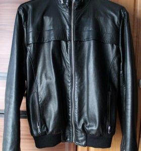 Кожаная куртка L.Y.N.N by Carla Ferreri