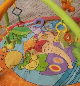 коврик развивающий детский