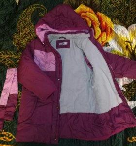 Куртка детская 7-8 лет