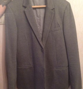 Мужской (трикотажный) пиджак. Размер M