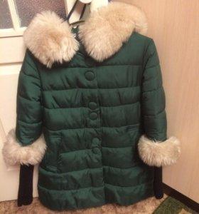 Куртка зимняя ☃️