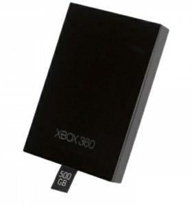 xbox 360 500gb срочно !