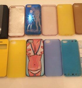 Бампера на iPhone 5,5s
