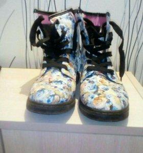 Ботиночки .Новые.