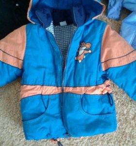 Куртка 104рост.костюм 104 рост.