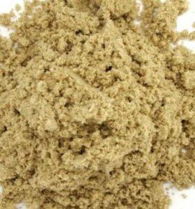 Песок жёлтый вид АР4313