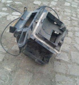 Печка с ВАЗ2114