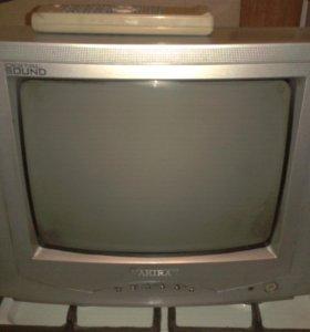 Телевизор неисправный (долго включается)