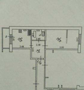 Продается Квартира в Клину Чайковского60к2