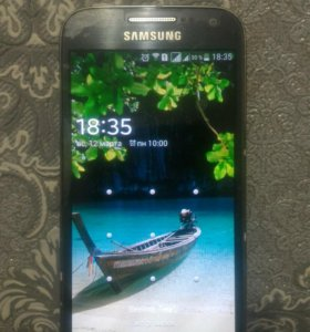 Смартфон Samsung galaxyS4 mini Duos