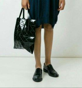 Чёрная сумка Bao Bao Tote