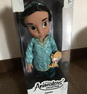 Кукла Жасмин Disney Animators Collection