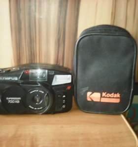Фото аппарат Kodak OLYMPUS