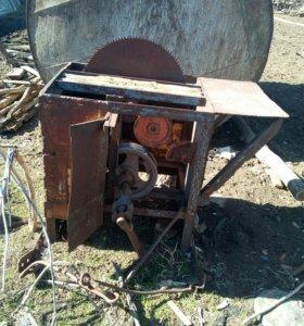 Пилорама для трактора