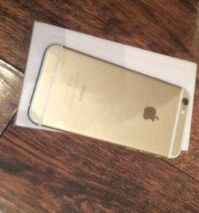 iPhone 6 16gb gold Оригинал возможен обмен