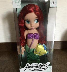Кукла Ариэль Disney Animators Collection