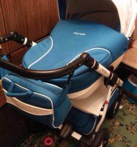 Детская коляска mondo ecco expander