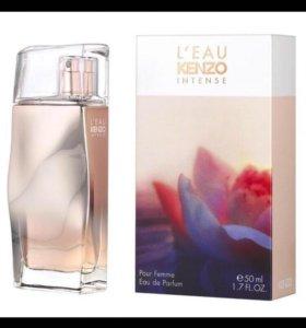 "Kenzo ""Leau Intense Pour Femme"" 100 ml."