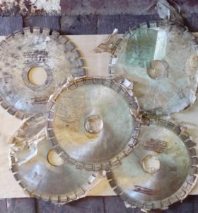 Круг алмазный отрезной по бетону