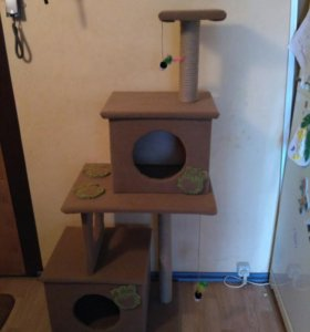 Лазалка, дом для кошек