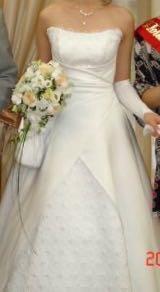 Свадебное платье. Полный комплект!
