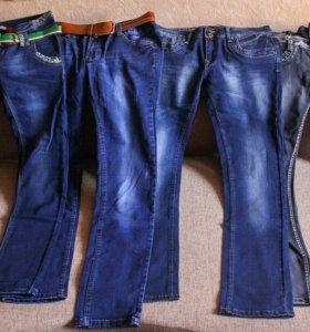 Новые джинсы 29 размера