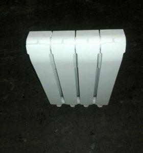 Радиатор 4 секции