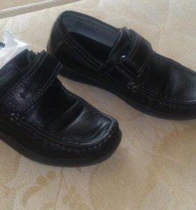 Туфли детские размер 30