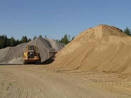 Песок вид АР4315 для строительства