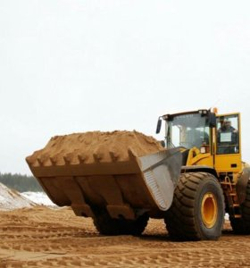 Песок общестроительный вид АР4316