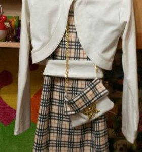 Нарядное платье - 4 вещи!